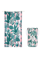 Botanical <br>Banana Leaf Towel