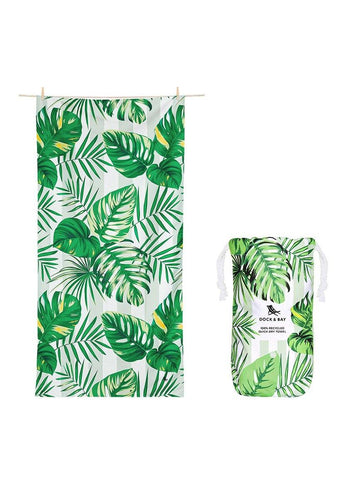 Botanical <br>Palm Dreams Towel