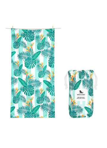 Botanical <br>Perfect Paradise Towel