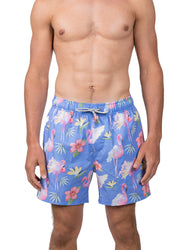 Summer Flamingo <br>Swim trunk