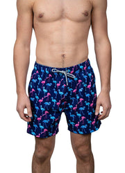Multi Flamingo <br>Swim trunk