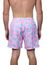 Pink Ponji <br>Swim trunk