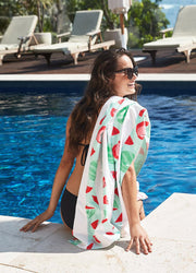 Fruity Beach <br>Towel Watermelon