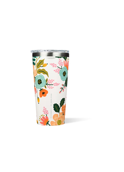 Rifle Paper Co. <br>Lively Floral Tumbler 16 oz