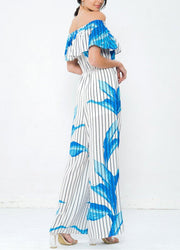 Blue <br>Jumpsuit