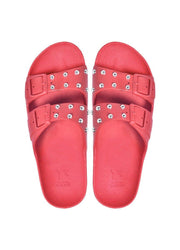 Florianopolis <br>Red Sandals