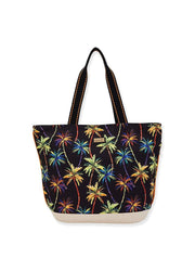 Tropical <br>Shoulder Tote