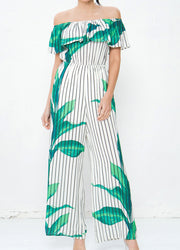 Green <br>Jumpsuit