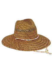 Tan Rush <br> Straw Hat