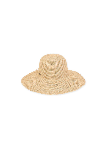 Natural <br>Raffia Hat