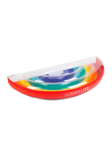 Luxe Lie-On <br>Rainbow Float