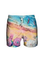 Life is beautiful <br>Swim trunk