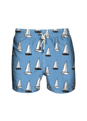 Sailing Boats <br>Swim trunk