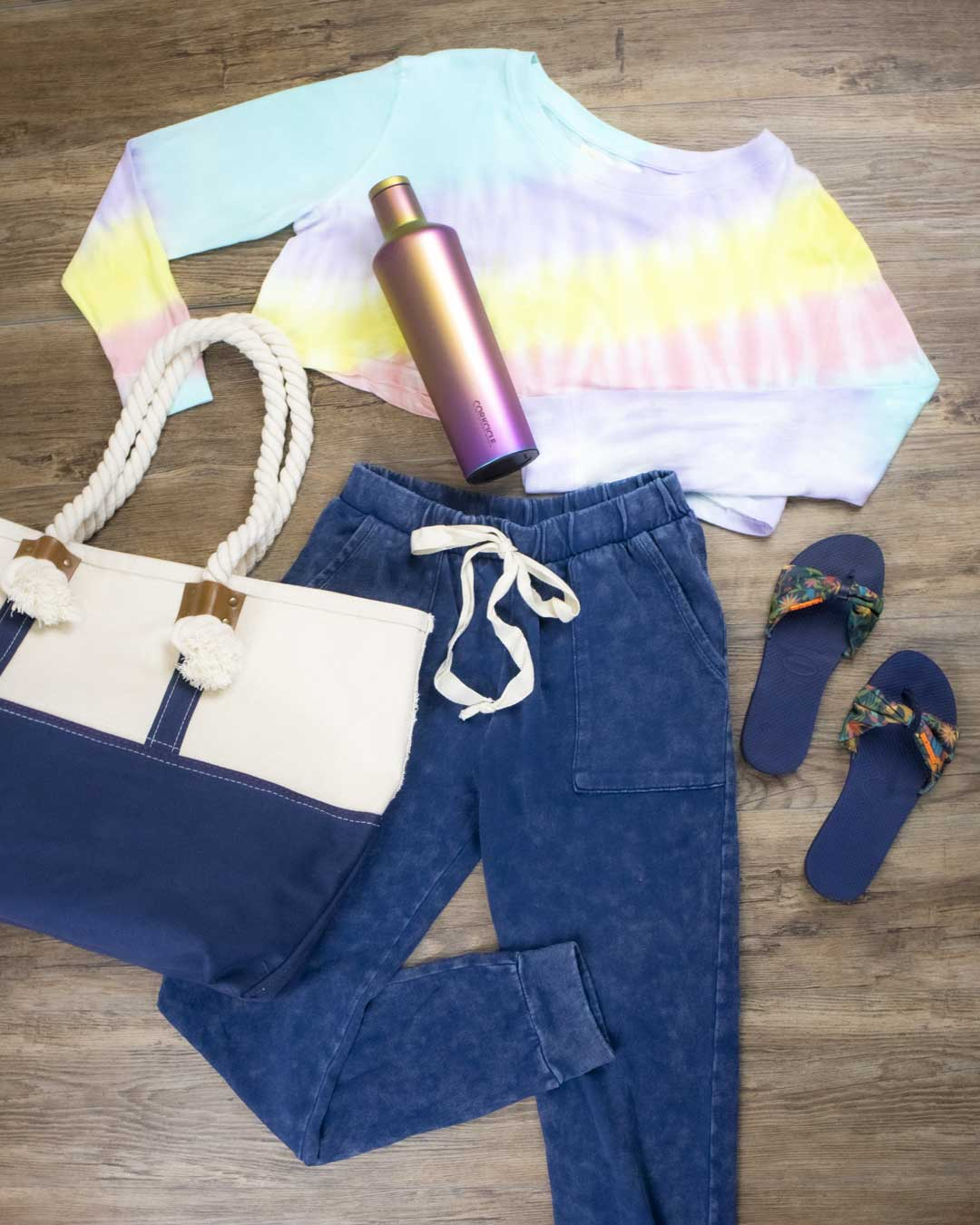 Shop the look outfit for the weekend