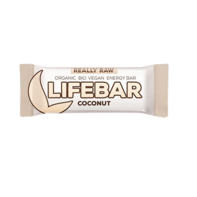 Lifebar Coconut, BIO