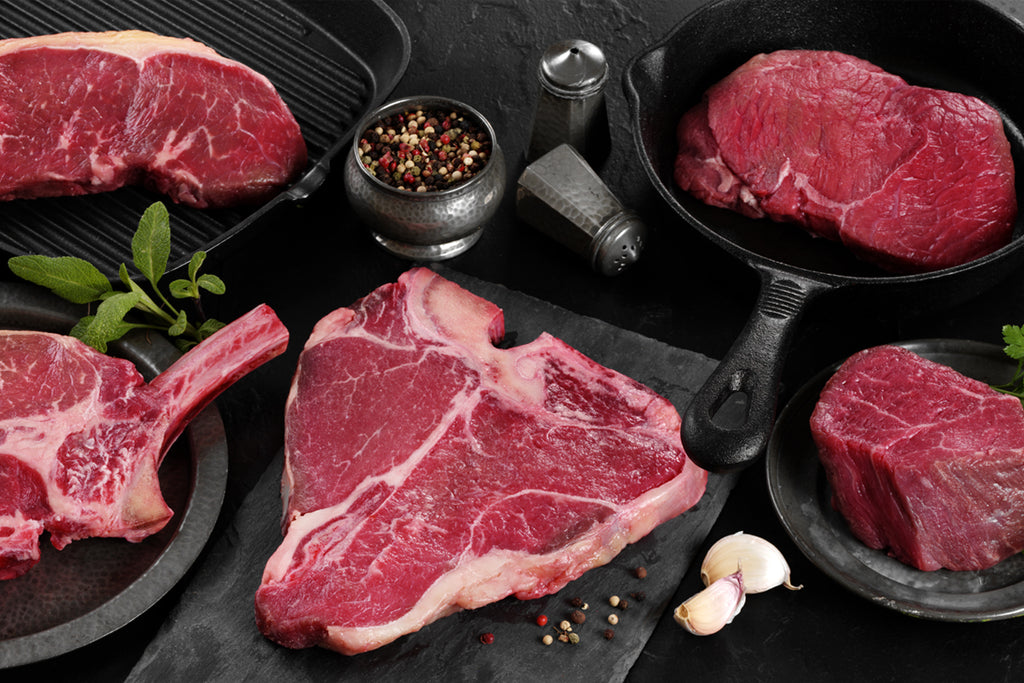 Choosing the right cut of steak