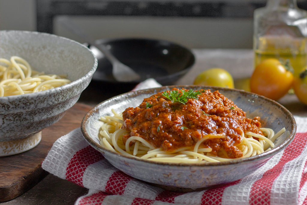 The ultimate bolognese recipe