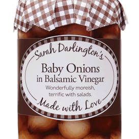 Mrs Darlington Baby Onions in Balsamic Vinegar