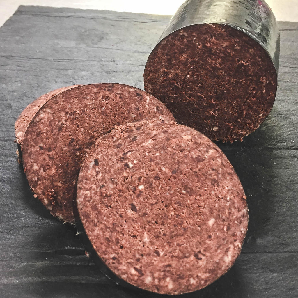 Black Pudding Slices
