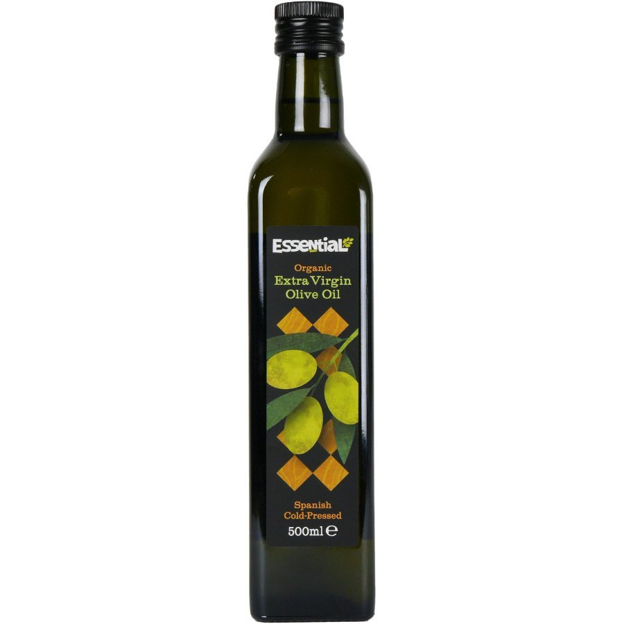 Olive Oil (Organic - Cold Press)