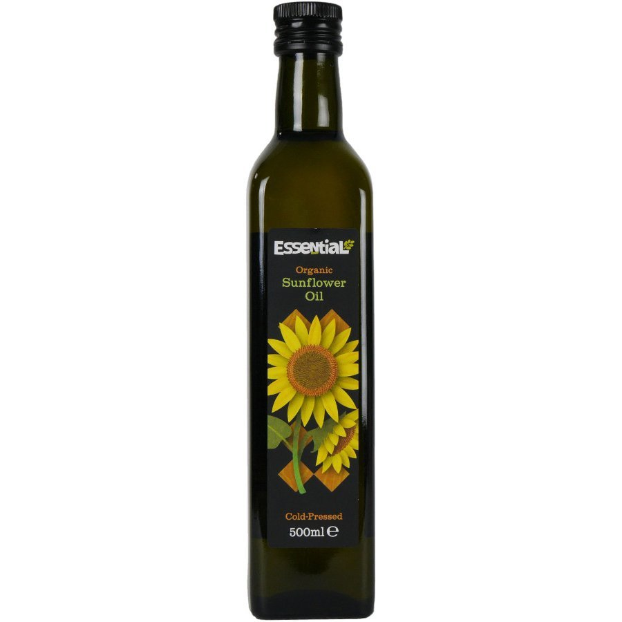 Sunflower Oil (Organic - Cold Press)