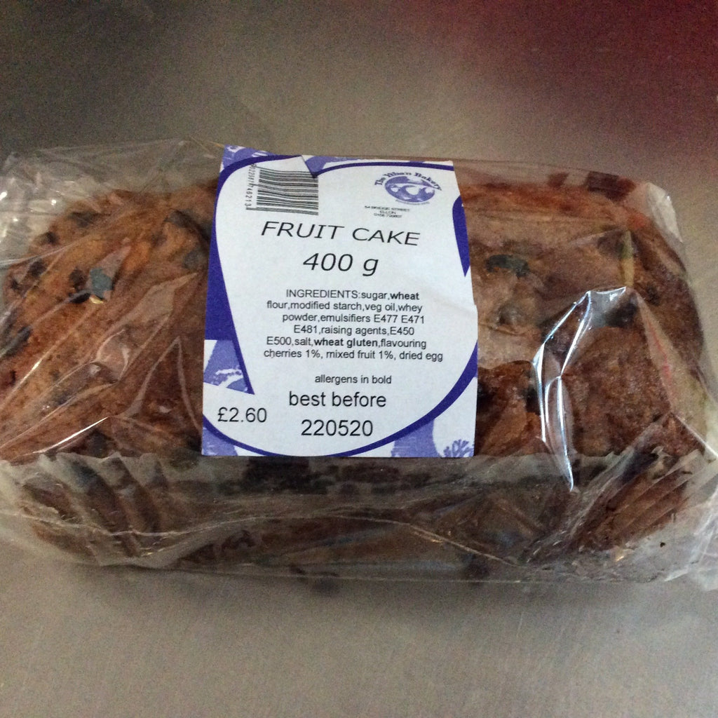 Ythan Bakery Fruit Cake