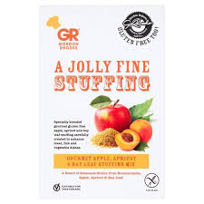 Gordon Rhodes Apple, Apricot & Bay Gluten Free Stuffing Mix