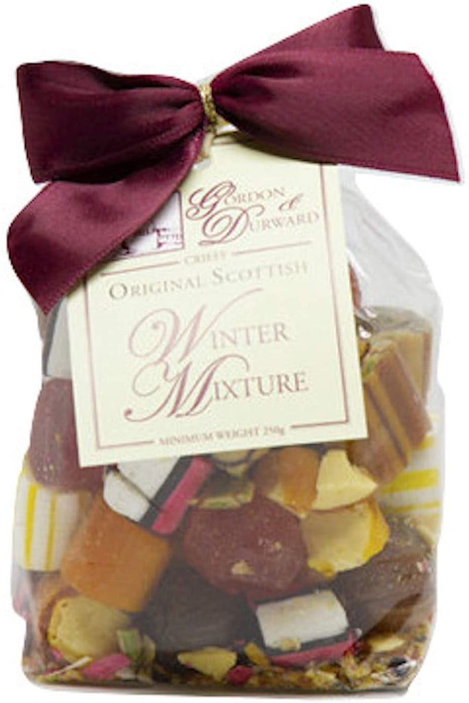 Gordon & Durward Winter Mix Boiled Sweets