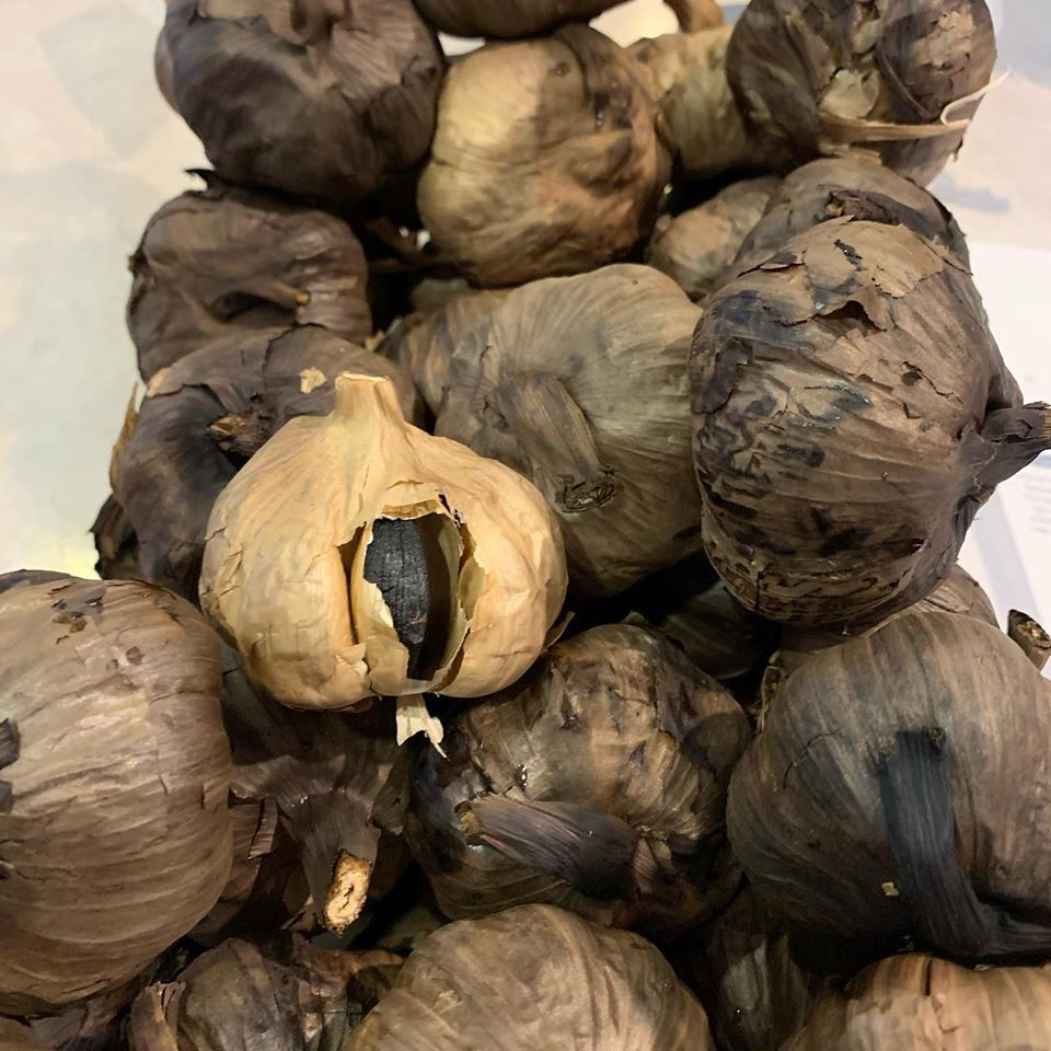 Kingsman Aberdeenshire Black Garlic