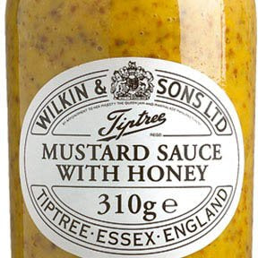 Tiptree Mustard Sauce with Honey