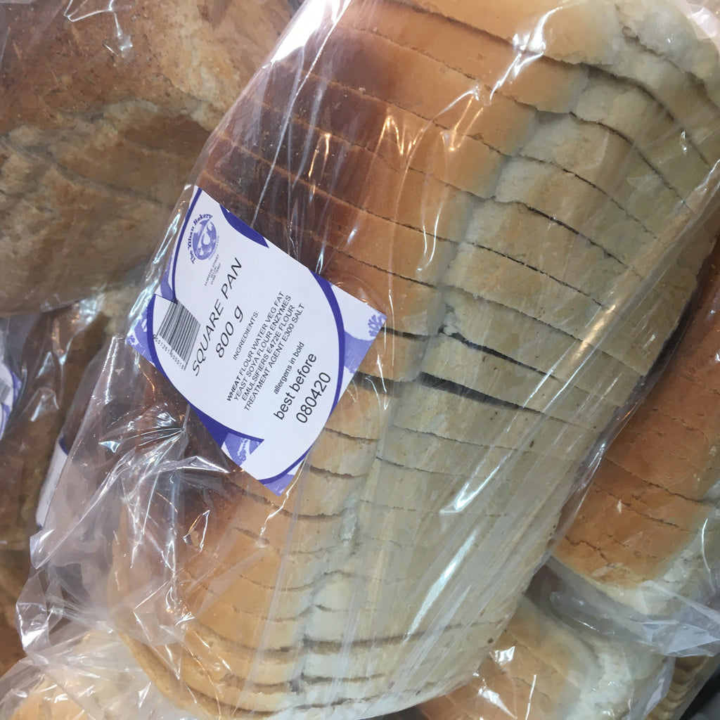 White Ythan Bakery Bread