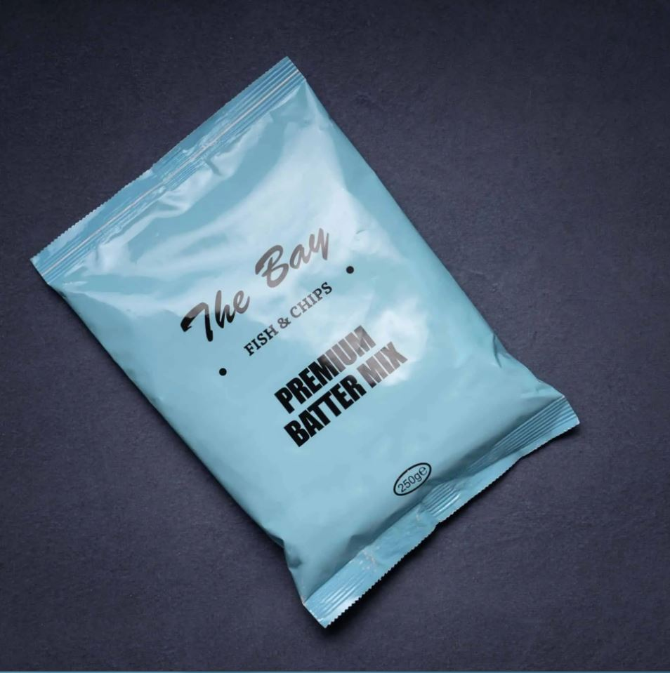 The Bay Premium Batter Mix