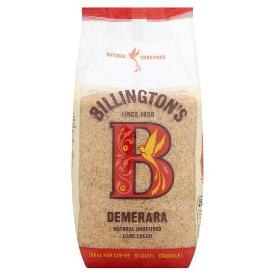 Billington Demerara Sugar