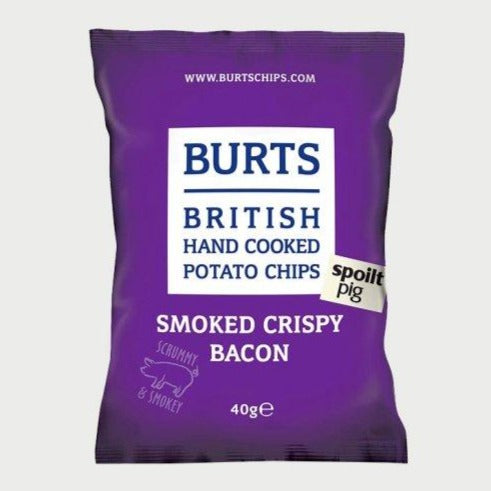 Burts Smoked Bacon Crisps