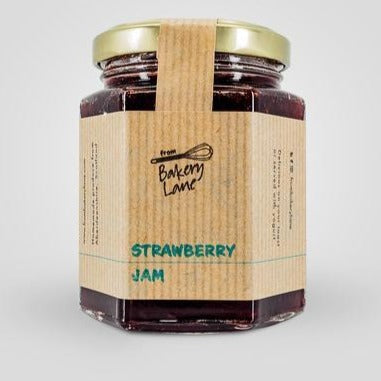 Bakery Lane Strawberry Jam