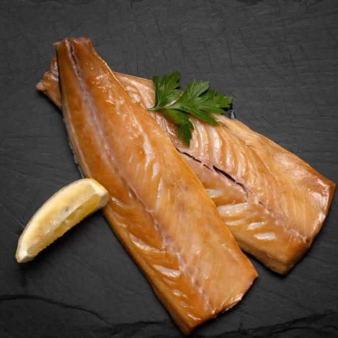 Amity Hot Smoked Mackerel