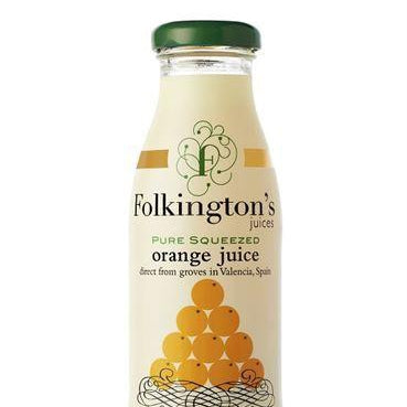 Folkingtons Orange Juice