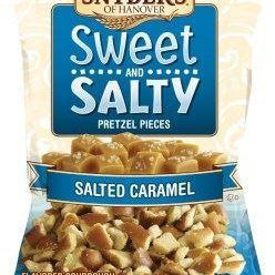 Snyder's Pretzel Pieces Salted Caramel