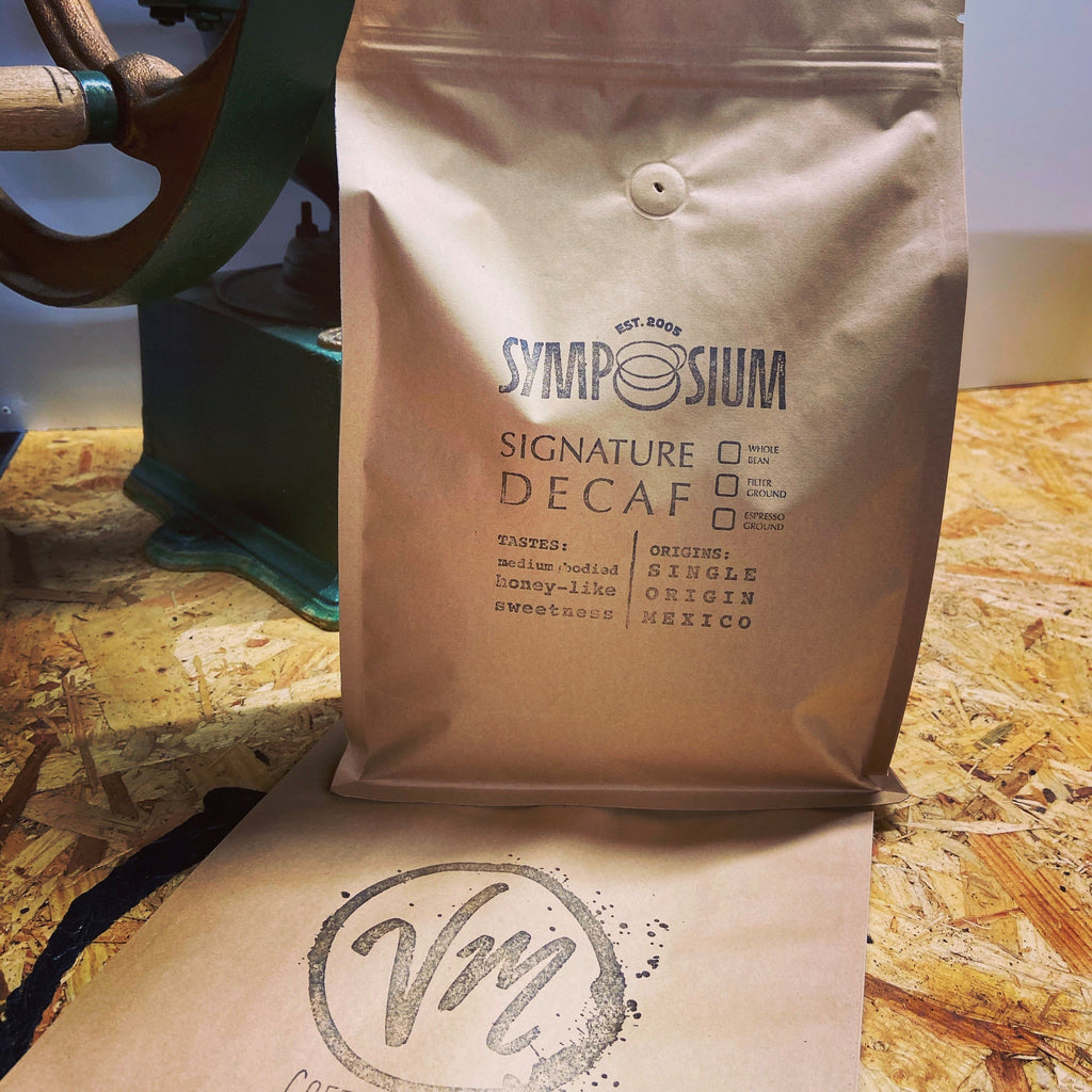 Viewmount Roastery Decaf Ground Coffee
