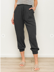 Work from Home Joggers (Black)