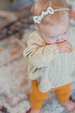 Load image into Gallery viewer, Sand Oversized Sweater