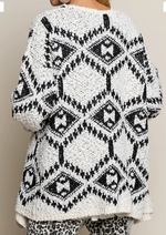 Load image into Gallery viewer, Waterfall Aztec Cardigan