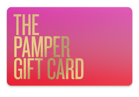 The Pamper Card