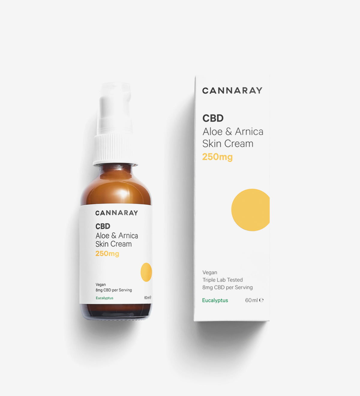 Cannaray Skin Cream