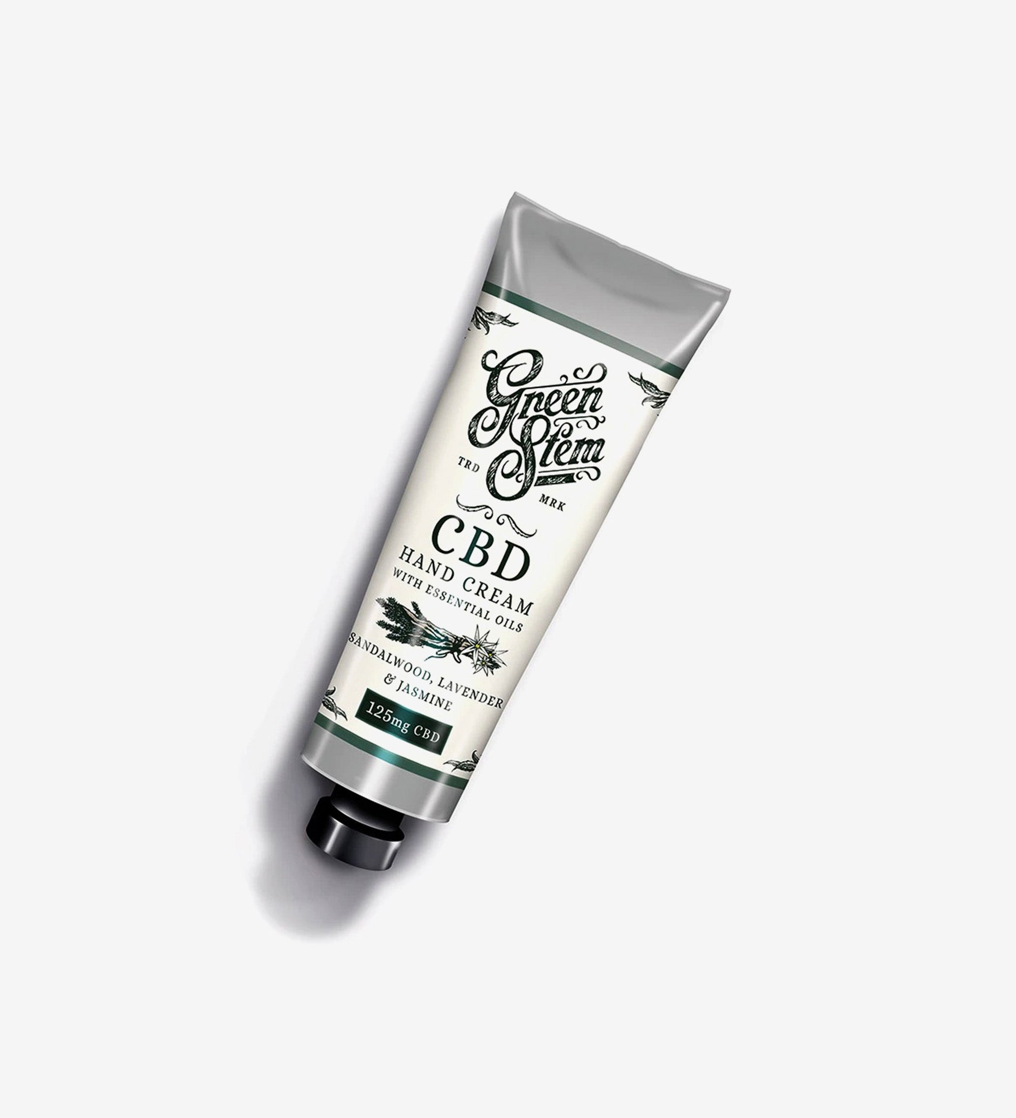 Green Stem CBD Hand Cream