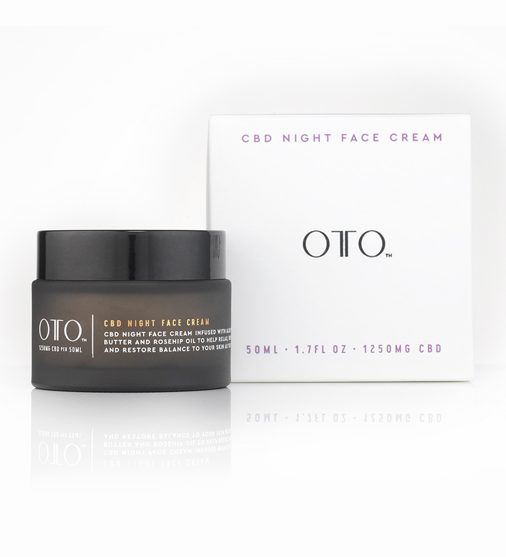 OTO Night Face Cream