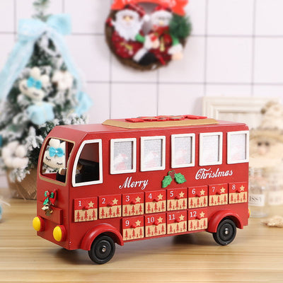Christmas Advent Calendar Decoration Kids Christmas Gifts - BigBoomidea