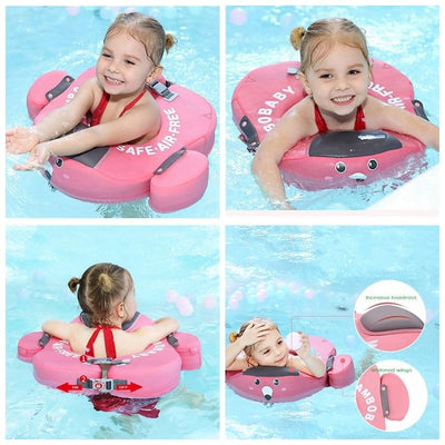 Beber™ Baby Swimming Safety Ring - BigBoomidea