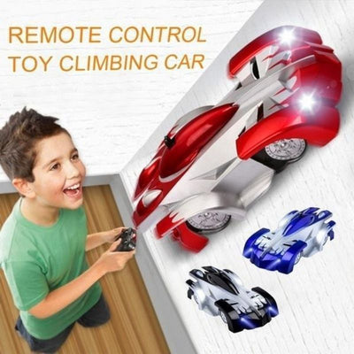 Remote Control Car That Can Climb The Wall - BigBoomidea