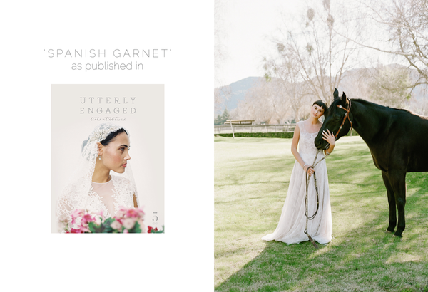 Spanish Garnet: As Published In Utterly Engaged